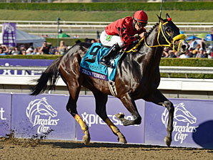 Trinniberg in the Breeders' Cup Sprint.