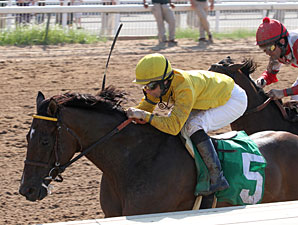Trubs wins the 2011 Super Derby Prelude