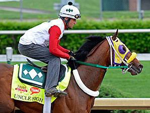 Uncle Sigh - Churchill Downs, April 29, 2014.