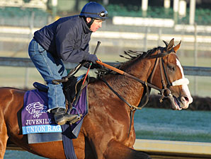 Union Rags, Churchill Downs, November 1, 2011
