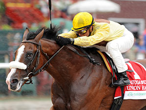 Union Rags in the Saratoga Special