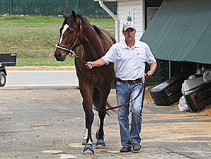 Untapable - Monmouth Park, July 24, 2014.