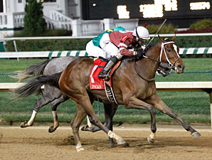 Untapable wins the 2013 Pocahontas.