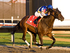 Upperline wins the 2010 Arlington Oaks.