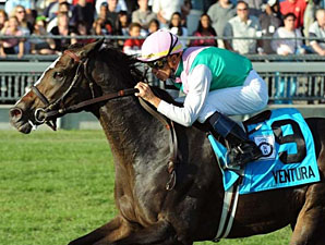 Lady's First: Ventura Wins the Woodbine Mile