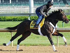 Watch Me Go - Churchill Downs May 5, 2011.