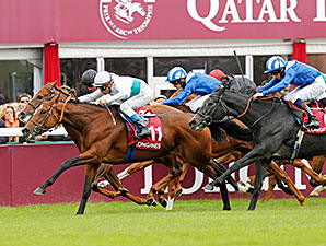 We Are wins the Prix de la'Opera.