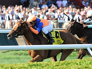 Zagora wins the 2011 Diana.