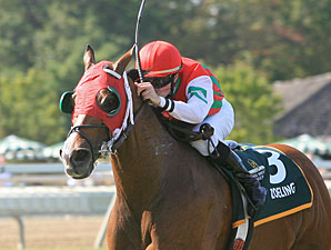 Zoeling wins the 2010 Mr. Jenney Handicap.