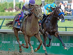 I'll Have Another wins Kentucky Derby 138!